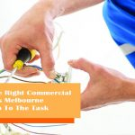 commercial electrician melbourne